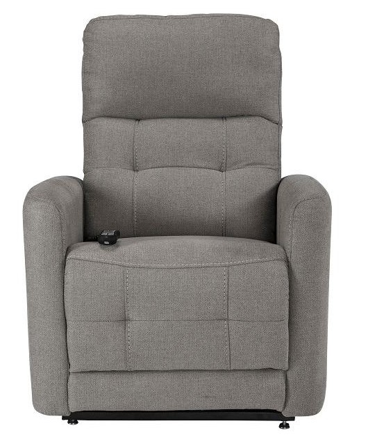 Image of grey lift chair.